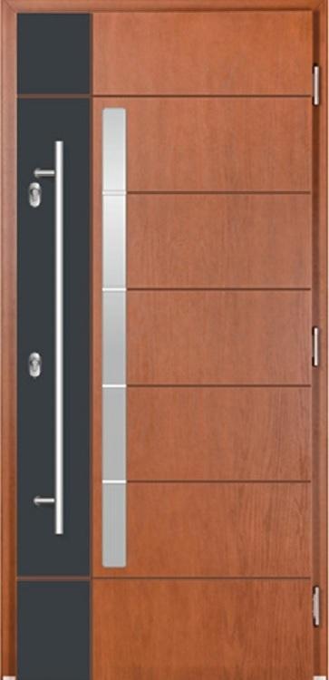 kompozicinės durys