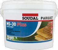 MS-30 PLUS Parketo klijai