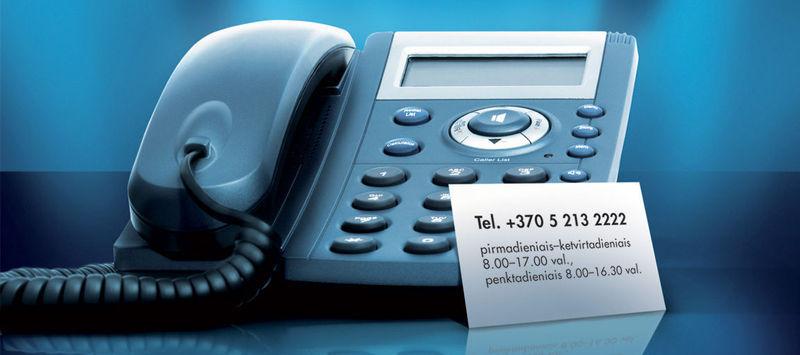 """Jei Jums reikia konsultacijos, visada galite kreiptis į """"Knauf"""" specialistus telefonu +370 5 213 2222"""