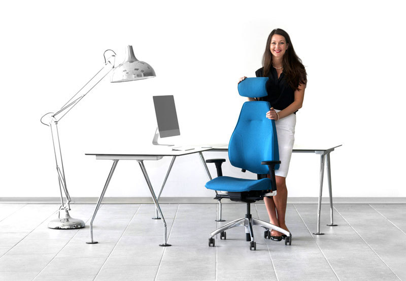 Biuro kėdžių pasirinkimas