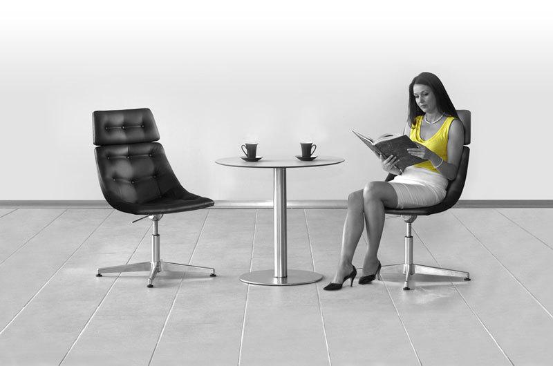 Lankytojų kėdės - patogios ir gražios