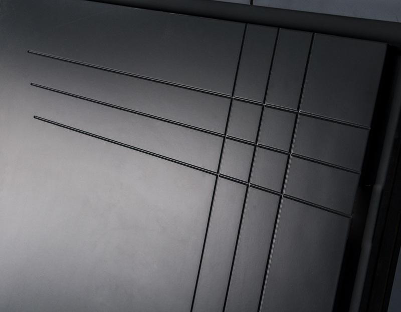 Lauko durys su stiklu Kaunas