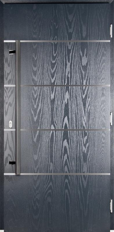 Šiltos lauko durys