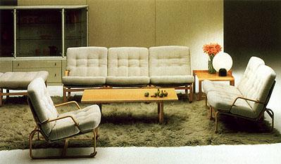 Skandinaviski minksti baldai
