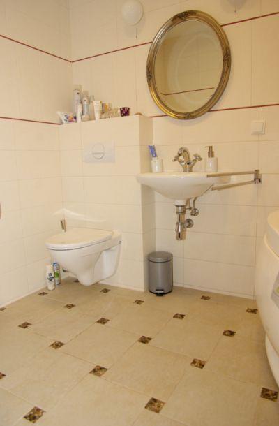 Освещение ванной комнаты. Фотография Ирены Мармы