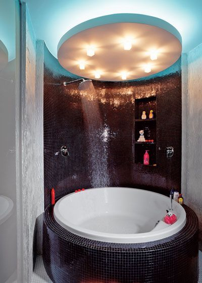 Vonios kambario fragmentas