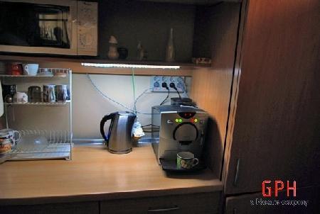 Virtuvės nišos apšvietimas LED apšvietimu