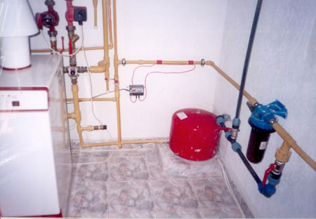 Buitinis elektroninis vandens apdorojimo įrenginys AntiCA