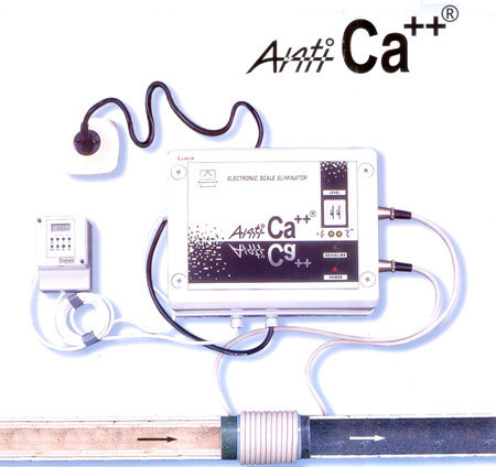 Elektroninis vandens apdorojimo įrenginys AntiCA