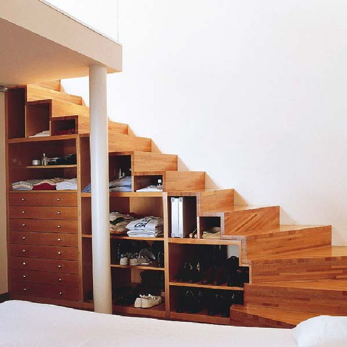 Asa lt kaip funkcionaliai i naudoti erdv po laiptais for Www homedesign com