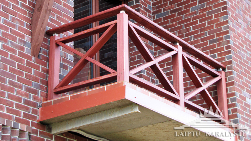 Beauty things / деревянные ограждения балконов и террас.