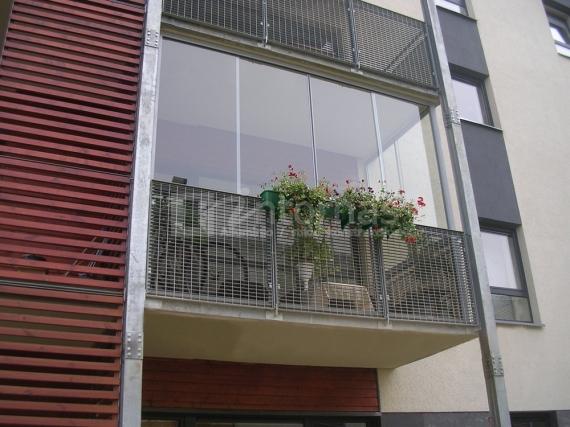 Безрамное остекление балконов и лоджий под заказ от производителей, купить, цены в минске, беларуси все окна - всё о окнах.