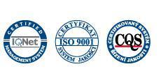 Šiltinimo medžiagų gamybą pagal Kokybės vadybos sistemą ISO