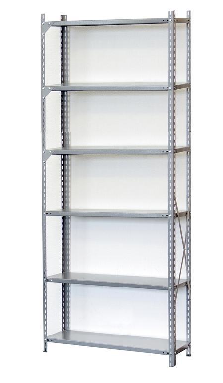 Stelažai Cross 2240- 6 lentynos