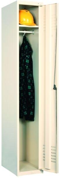 Vienų durų rūbų spintos
